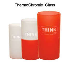 Thermoglass - le verre qui change de couleur