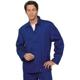 veste d'atelier coton