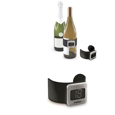 indicateur de température à vin