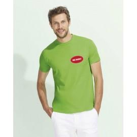 Tee-shirt couleur 150 gr