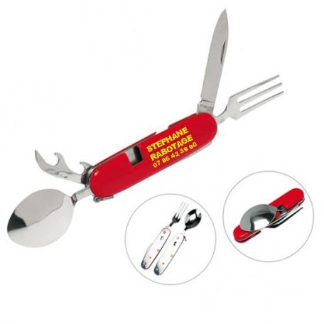 Couteau multi-fonction détachable