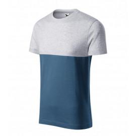 Tee-shirt bicolore
