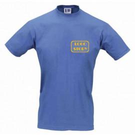 50 Tee-shirts + marquage inclus